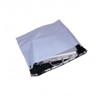 Postsafe Grey Opaque DX Waterproof Envelopes 430x400mm P27 - Polythene Envelopes