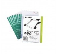 Rexel Copyking A4 Pockets 12265 - Punched Pockets