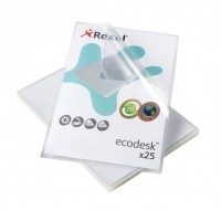 Rexel Ecodesk L Cut Flush Folders