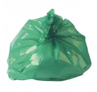 Polymax 100g Green Refuse Sacks - Bin Bags