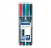 Staedtler Lumocolour OHP Pen Permanent Medium Point 317 - OHP Pens
