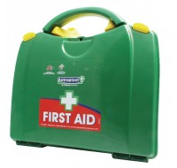 Wallace Cameron Green Box 10 Person First Aid Kit 1002278 - First Aid Kits