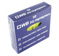 Highlo Yellow Highlighters WX01111 - Highlighter Pens