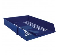 Letter Tray | Blue Letter Tray | Paper Tray | Document Tray | Desk Tray