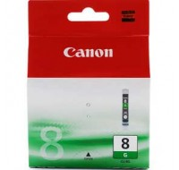 Canon CLI-8 Green Bubblejet Inkjet Cartridge
