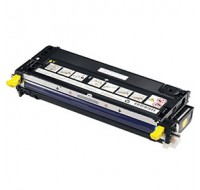 Dell 3110CN Toner Cartridge 8K High Capacity Yellow NF556 593-10173 - Printer Toner