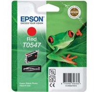 Epson T0547 Red Inkjet Cartridge 13ml C13T054740