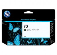 Hewlett Packard NO70 Black Inkjet Cartridge 130ml C9448A
