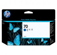 Hewlett Packard NO70 Blue Inkjet Cartridge 130ml C9458A