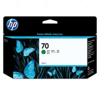 Hewlett Packard NO70 Green Inkjet Cartridge 130ml C9457A