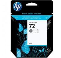 Hewlett Packard NO72 Grey Inkjet Cartridge C9401A