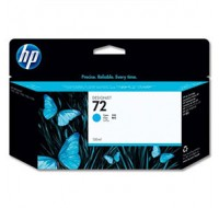 Hewlett Packard NO72 High Yield Cyan Inkjet Cartridge C9371A