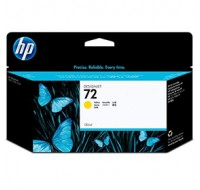 Hewlett Packard NO72 High Yield Yellow Inkjet Cartridge C9373A