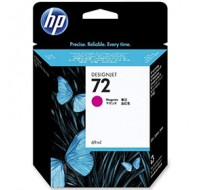 Hewlett Packard NO72 Magenta Inkjet Cartridge C9399A