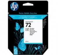 Hewlett Packard NO72 Photo Black Inkjet Cartridge C9397A