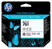 Hewlett Packard NO761 Grey/Dark Grey Print Head CH647A