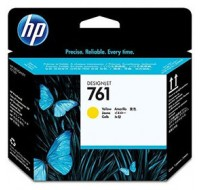 Hewlett Packard NO761 Yellow Print Head CH645A