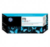 Hewlett Packard NO772 Light Cyan Inkjet Cartridge 300ml CN632A