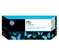 Hewlett Packard NO772 Light Grey Inkjet Cartridge 300ml CN634A