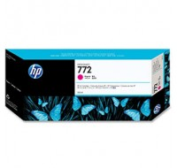 Hewlett Packard NO772 Magenta Inkjet Cartridge 300ml CN629A