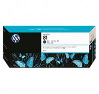 Hewlett Packard NO81 Black DYE Inkjet Cartridge C4930A
