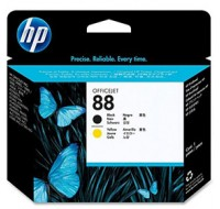 Hewlett Packard NO88 Black/Yellow Print Head C9381A