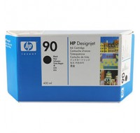 Hewlett Packard NO90 Black Inkjet Cartridge 400ml C5058A