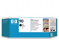 Hewlett Packard NO90 Black Print Head And Cleaner C5054A