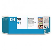 Hewlett Packard NO90 Cyan Print Head And Cleaner C5055A