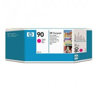 Hewlett Packard NO90 Magenta Print Head And Cleaner C5056A