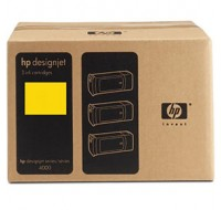 Hewlett Packard NO90 Yellow Inkjet Cartridge C5085A