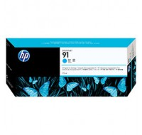 Hewlett Packard NO91 Cyan Inkjet Cartridge C9467A