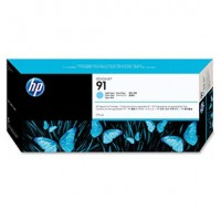 Hewlett Packard NO91 Light Cyan Inkjet Cartridge C9470A