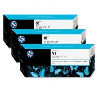Hewlett Packard NO91 Light Grey Inkjet Cartridge C9482A