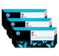 Hewlett Packard NO91 Magenta Inkjet Cartridge C9484A