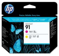 Hewlett Packard NO91 Magenta/Yellow Print Head C9461A