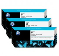 Hewlett Packard NO91 Photo Black Inkjet Cartridge C9481A