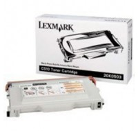 Lexmark C510 Standard Yield Toner Cartridge Black 20K0503 - Printer Toner