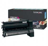 Lexmark C780/C782/X782E Return Programme High Yield Toner Cartridge Magenta C780H1MG - Printer Toner