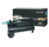 Lexmark C792 Extra High Yield Return Programme Cartridge Black C792X1KG - Printer Toner