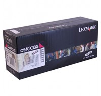 Lexmark Developer Unit Magenta C540X33G - Printer Developer