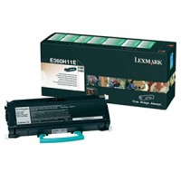 Lexmark E360 E460 Return Programme High Yield Toner Black 0E360H11E - Printer Toner