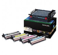Lexmark Imaging Kit Black/Colour C540X74G - Printer Imaging Units
