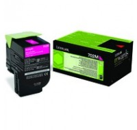 Lexmark Magenta Toner Cartridge 70C20M0 - Printer Toner