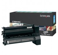 Lexmark Return Programme High Yield Toner Cartridge Black C780H1KG - Printer Toner