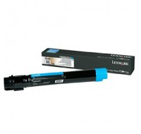 Lexmark Toner Cartridge Cyan C950X2CG - Printer Toner