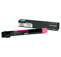 Lexmark Toner Cartridge Magenta C950X2MG - Printer Toner