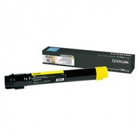 Lexmark Toner Cartridge Yellow C950X2YG - Printer Toner