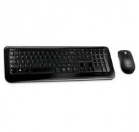 Microsoft Wireless Keyboard / Mouse Set 800 Black 2LF-00021
