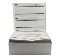 Sage Compatible Pay Advice 2-Part Pack Of 1000 SE32 - Payroll Stationery